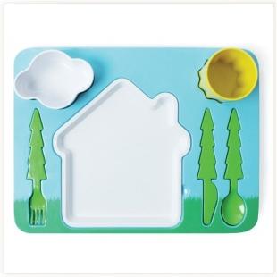 Un peu de magie dans vos assiettes concours inside - Plateau repas enfant ...