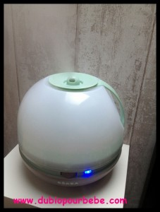 humidificateur d'air beaba